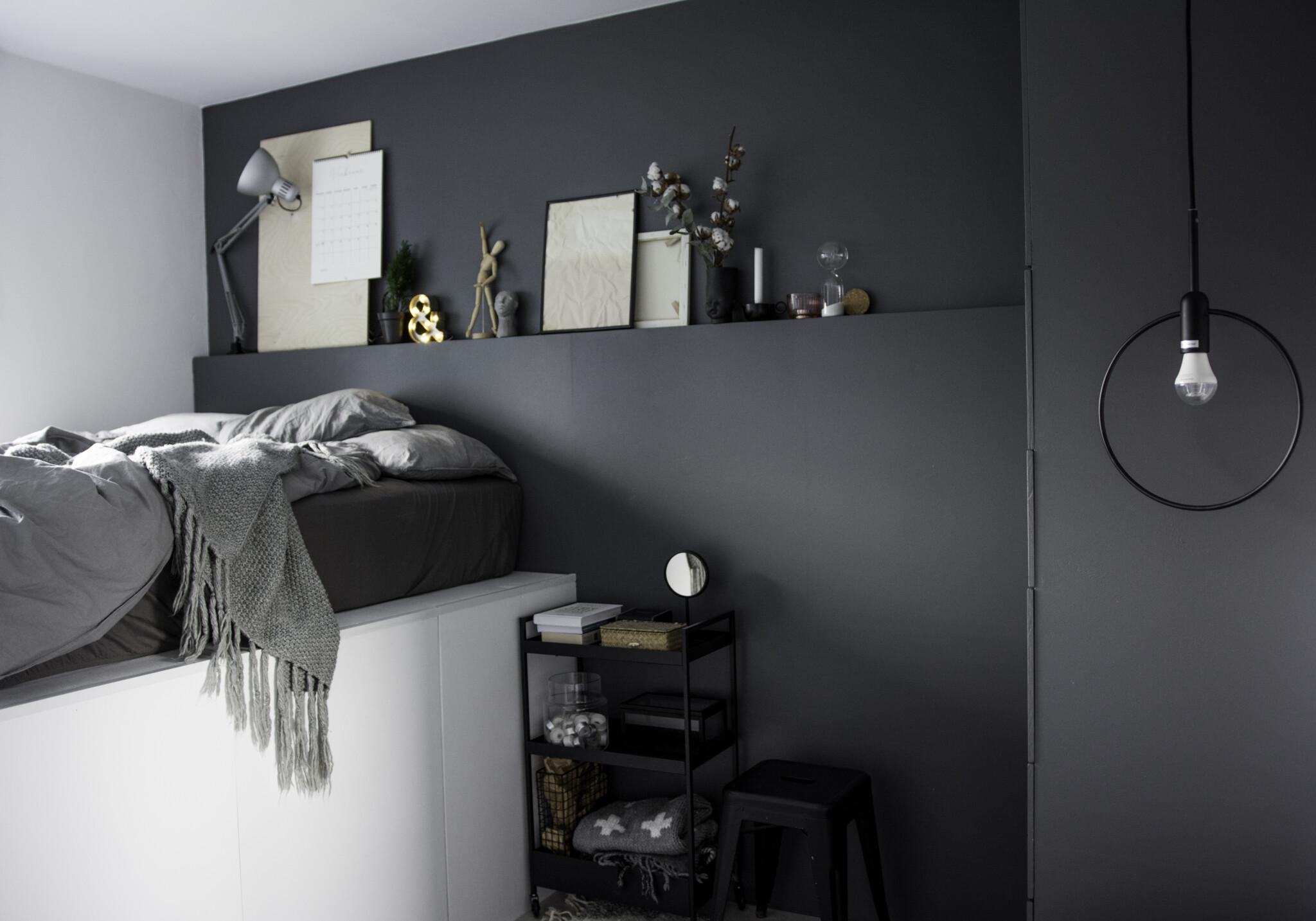 kuidas magamistuppa värvi tuua?