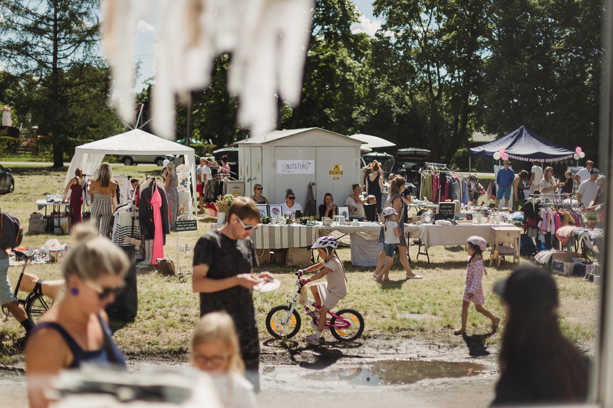 festival – 13 praktilist tähelepanekut